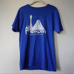 LORD OF THE RINGS x DISNEY | Mordor LOTR T-Shirt